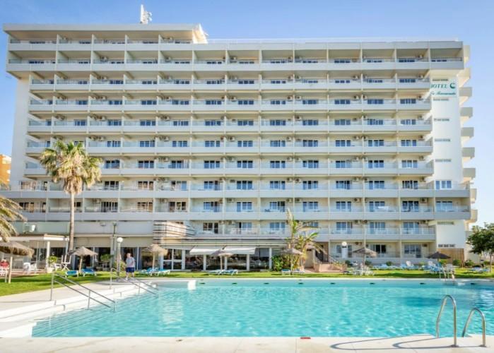 Hotel La Barracuda Torremolinos