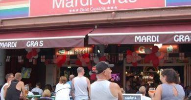 Mardi Gras Bar Playa del Ingles