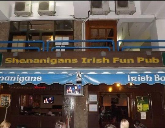 Shenanigans Bar Playa del Ingles