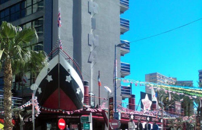 Marina Hotel Benidorm