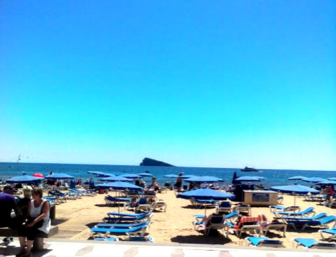 Transfers from Alicante Airport to Benidorm