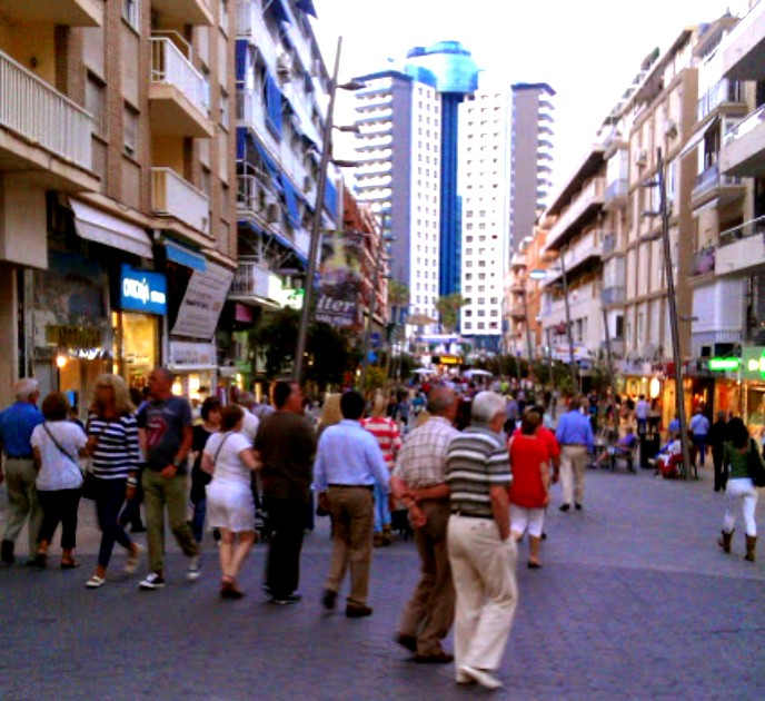 What is There to See in Benidorm Old Town