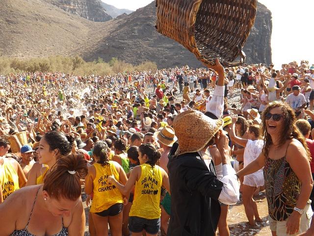 Fiesta de La Rama Gran Canaria