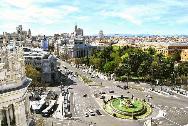 Cheap Madrid Holidays