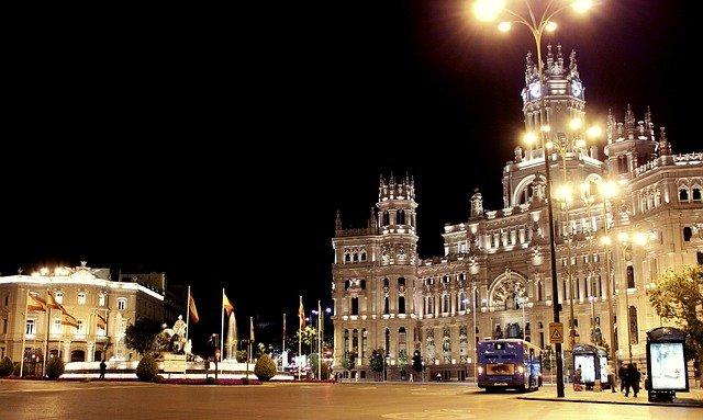 Cheap City Break Holidays to Madrid Spain