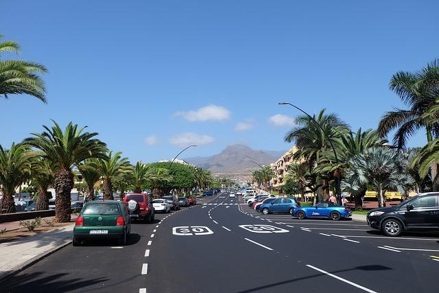 Tenerife Car Rental Charges